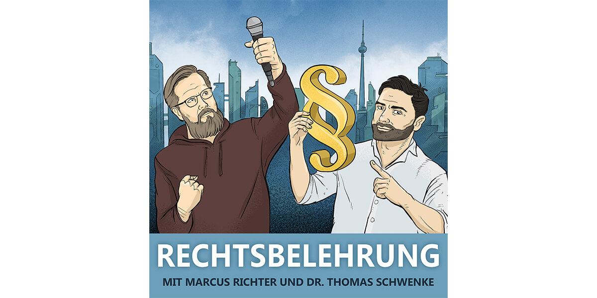 Podcasttipp: Wann gilt die DSGVO für Privatpersonen? – Rechtsbelehrung Folge 82