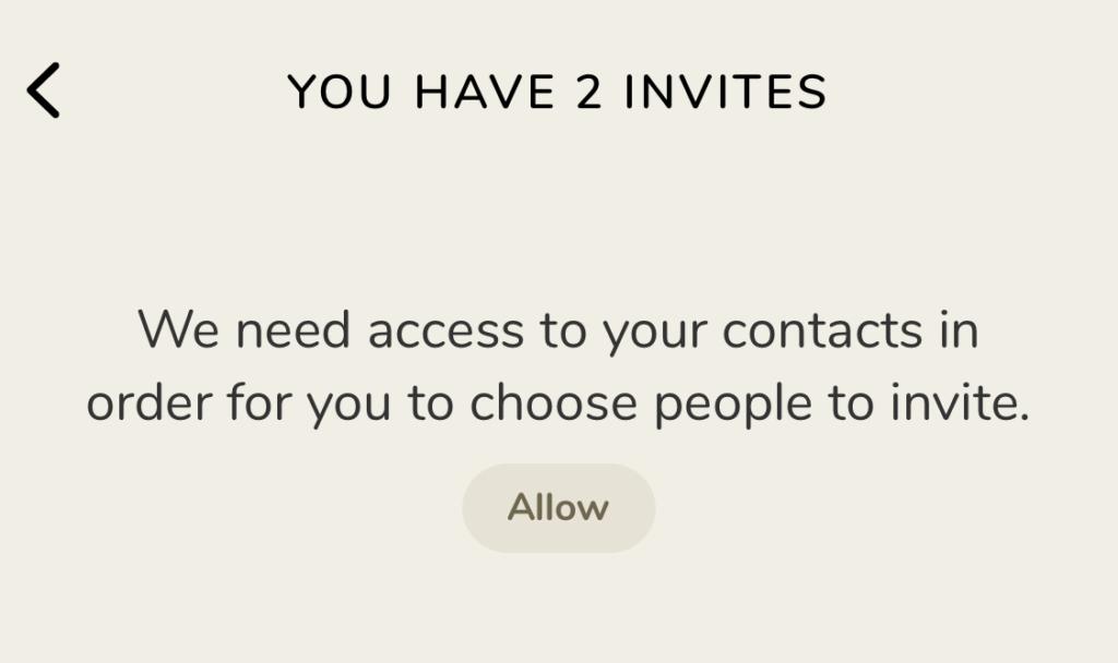 Ganz im (unschönen) Stil von WhatsApp (und vielen anderen Apps). Der Adressbuchabgleich als Grundlage des Nutzerengagements.